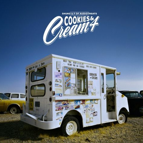 f.audiotreats Cookies & Cream 4 Cover