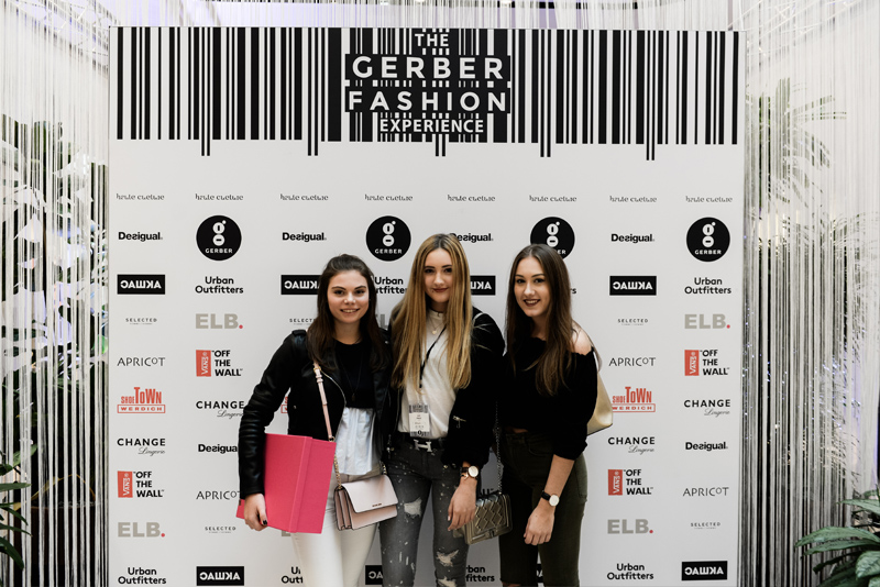Haute cueture Gerber Fashion Experience